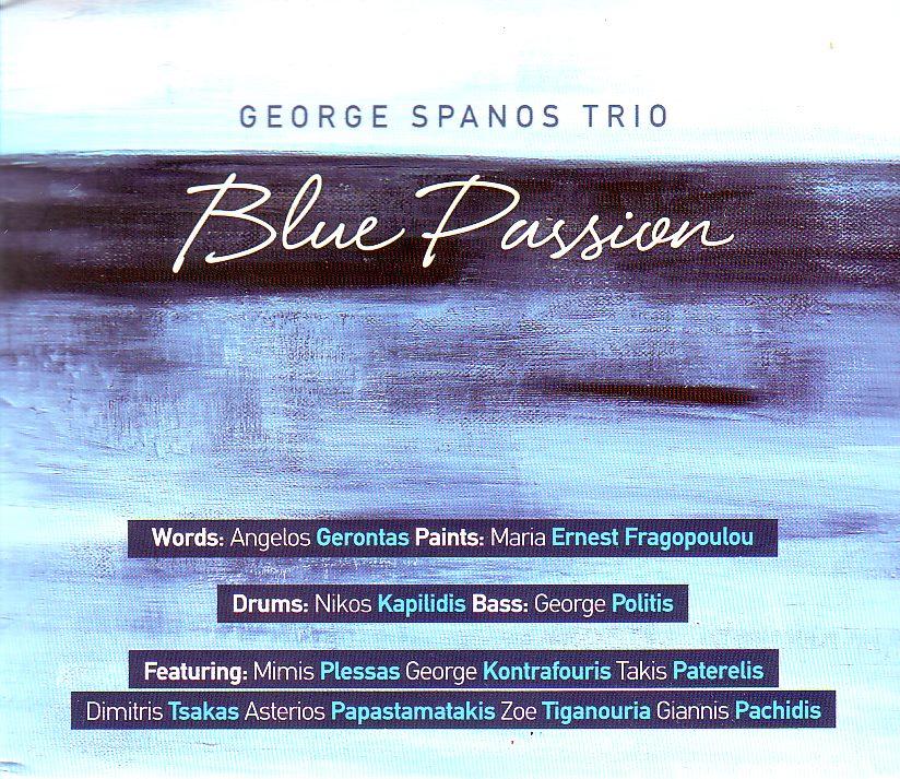 George Spanos Trio1