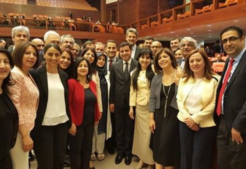 Η Κ.Ο. του HDP