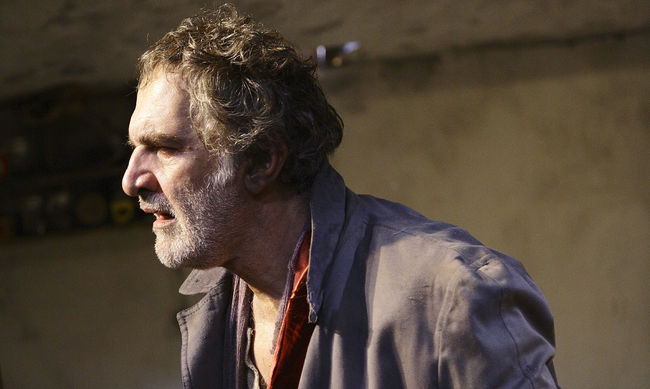"""Ο Δημήτρης Καταλειφός στον """"Επιστάτη"""", Απλό Θέατρο, 2010"""