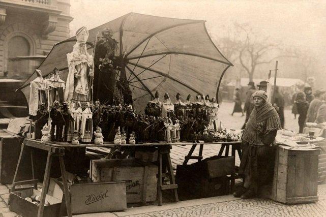 Πράγα, 1908