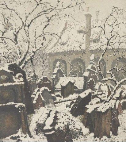 Το εβραϊκό νεκροταφείο