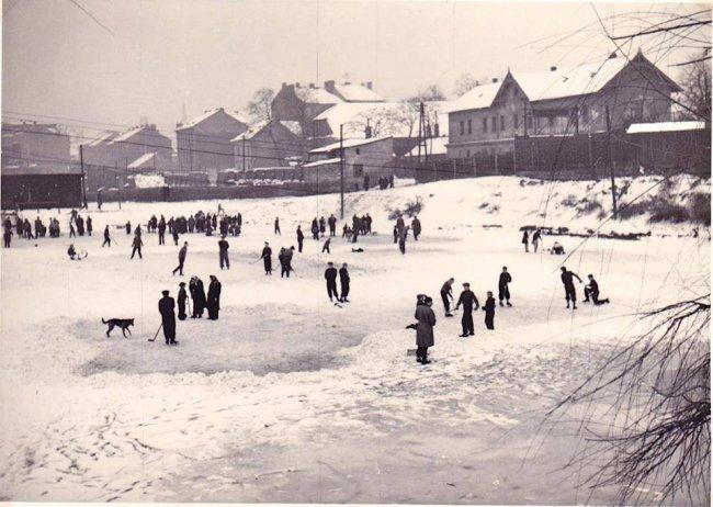 Olšanske náměstí – 1952