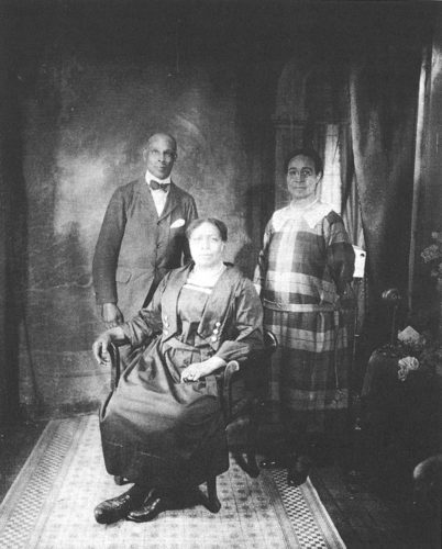 Van der Zee, Οικογενειακή Φωτογραφία, 1926