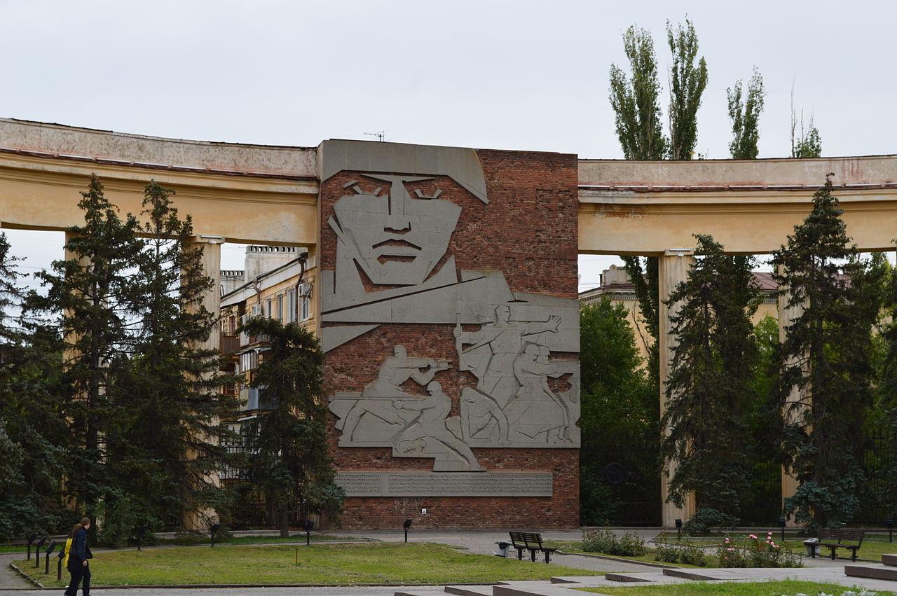 Αποψη του Σπιτού με μνημειακή κατασκευή όπως είναι σήμερα