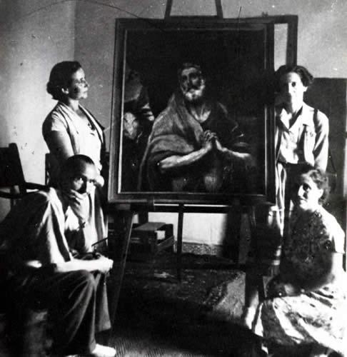 Στο σπίτι του El Greco στο Τολέδο
