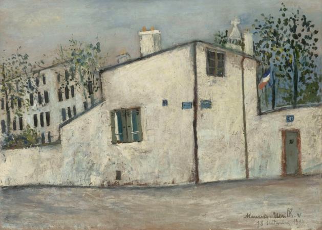 berlioz house 1914