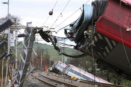 train accidentBritain