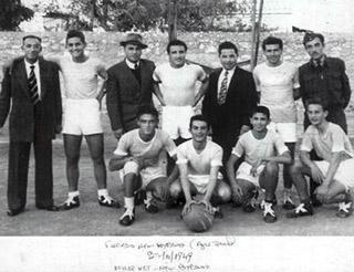 1949, Νέοι Βύρωνος