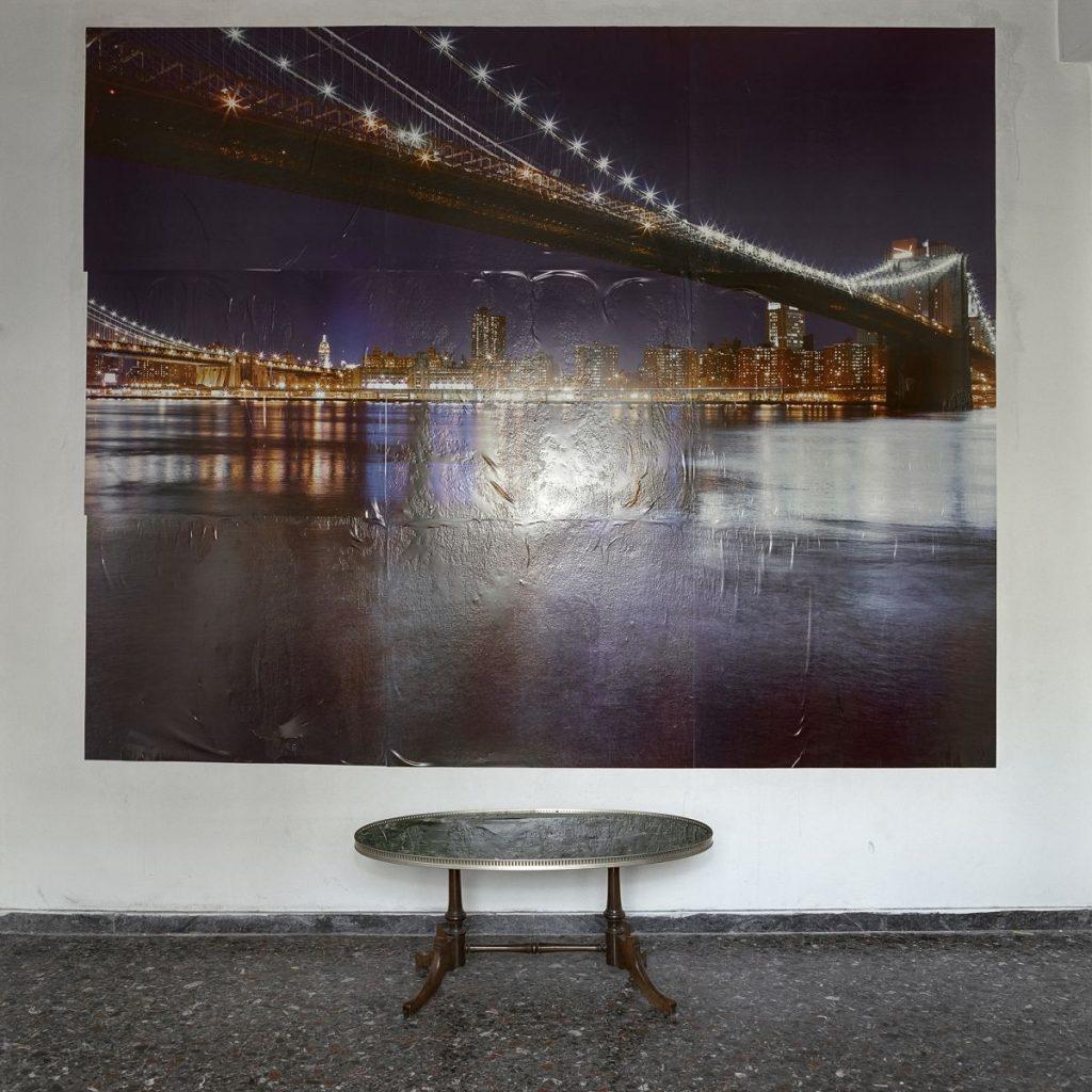 Παύλος Φυσάκης, από τη σειρά Nea Helvetia, New York, Nea Helvetia