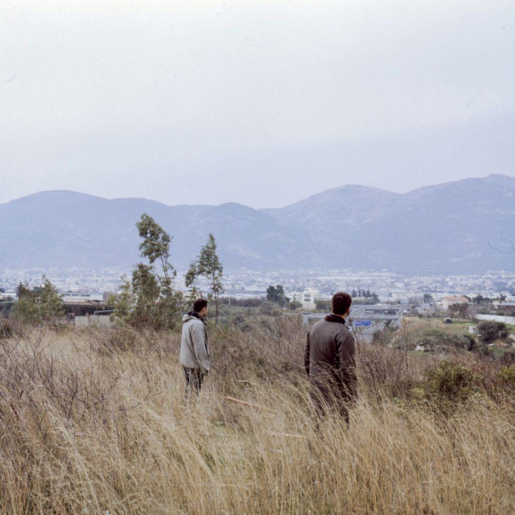 Γιάννης Καρπούζης, από τη σειρά Systems on Turmoil, Ολυμπιακό χωριό