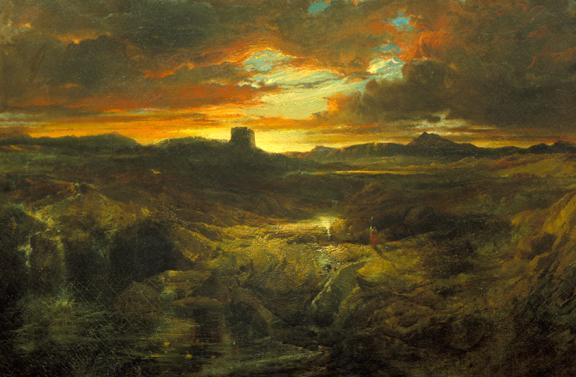 Thomas_Moran_Childe_Roland_to_the_Dark_Tower_Came_1859
