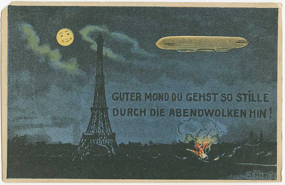 Dear Moon, You Go So Quietly through the Evening Clouds! Anonymous, German, 20th century