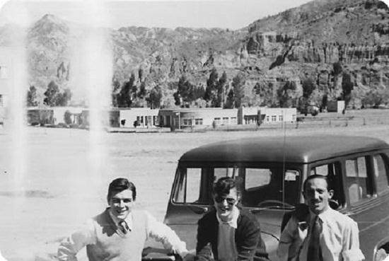 1953-Bolivia-CheCalicaFerrer-RadioRebelde