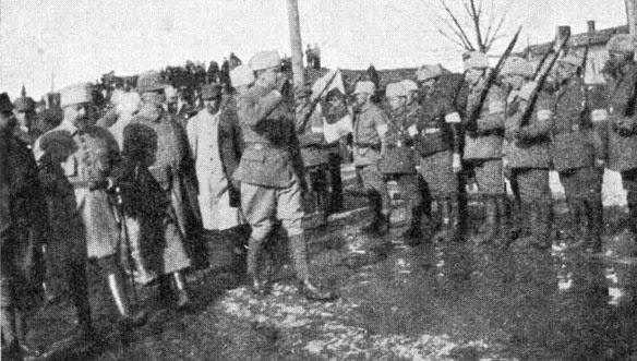 Mannerheim Frontline 1918