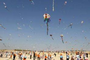 Στον Αέρα της Ελευθερίας. Για τους χαρταετούς στη Γάζα