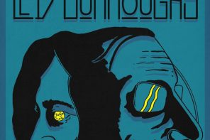 Όταν ο William S. Burroughs παρακολούθησε μια συναυλία των Led Zeppelin και κουβέντιασε με τον Jimmy Page…
