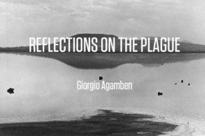 Σκέψεις πάνω στην επιδημία. Του Giorgio Agamben